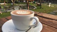 Wedang kopi di Jogja. (dok. Instagram @wedangkopiprambanan/https://www.instagram.com/p/BWKQ2TUDLFS//Adhita Diansyavira)
