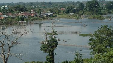 Danau Sipin Kota Jambi