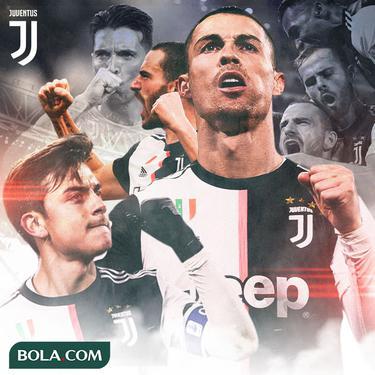 Juventus - Parade Bintang Juventus