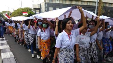 Demo Hari Kesaktian Pancasila