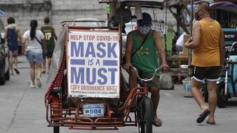 20 Oktober 2021: 241,5 Juta Kasus COVID-19 di Dunia, Filipina Terparah di ASEAN