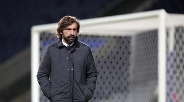 Andrea Pirlo - Juventus - Liga Champions
