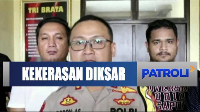 Polres Pesawaran Lampung tetapkan 17 tersangka terkait kasus penganiayaan di diksar pecinta alam di Universitas Lampung.