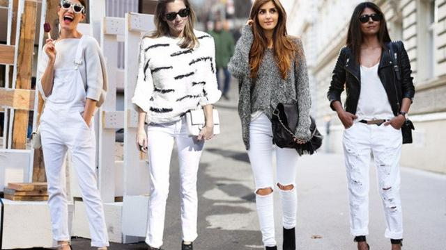 Effortlessly Stunning Coba Tips Padu Padan Celana Jeans Putih