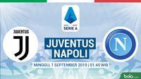 Serie A - Juventus Vs Napoli (Bola.com/Adreanus Titus)