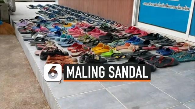 vertical sandal