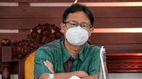 Menteri Kesehatan RI Budi Gunadi Sadikin meninjau Rumah Sakit Umum Pusat Sanglah, Denpasar dalam kunjungan kerja di Pulau Dewata, Minggu, 28 Februari 2021. (Dok Kementerian Kesehatan RI)