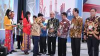 Kementerian Ketenagakerjaan Republik Indonesia memberikan apresiasi atas komitmen manajemen Bandar Udara terkait penerapan Sistem Manajemen Keselamatan dan Kesehatan Kerja (SMK3).