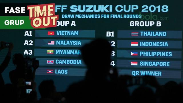 Berita video Time Out kali ini tentang fakta-fakta menarik seputar Timnas Indonesia di fase grup Piala AFF 2018.