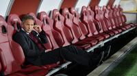 Sinisa Mihajlovic menilai AC Milan memiliki karakter panik saat ditahan imbang 1-1 dari Torino, Minggu (18/10/2015) dini hari WIB. (EPA/ANDREA DI MARCO)