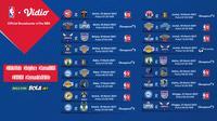 Streaming NBA 2020/2021 pekan ke-13 dapat disaksikan melalui platform Vidio. (Dok. Vidio)