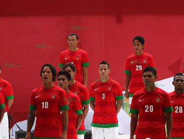 Peringkat Indonesia di FIFA sama dengan Laos dan US Virgin Islands