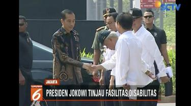 Pemerintah akan dorong pembangunan fasilitas disabilitas di seluruh Indonesia menggunakan insentif pajak.