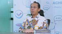 Direktur Utama Bank Mandiri Taspen Elmamber P. Sinaga.