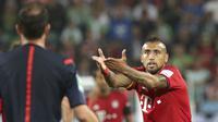 Debut Vidal Bersama Bayern Berakhiri Buruk