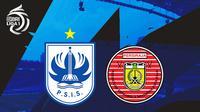 BRI Liga 1 - PSIS Semarang Vs Persiraja Banda Aceh (Bola.com/Adreanus Titus)