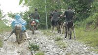 Mitos Hujan Lebat Sambut Pendatang Masuk ke Kawasan Pinogu (Liputan6.com/Arfandi Ibrahim)