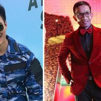 Raditya Dika melepas masa lajangnya, netizen berdebat soal siapa presiden jomblo selanjutnya, pilihannya adalah Indra Herlambang dan Baim Wong. (Foto: Bintang Pictures)