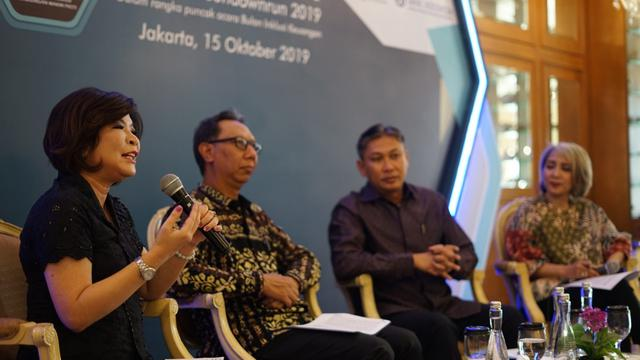"Sinergi Aksi OJK, BI, LPS dan LJK: Puncak Bulan Inklusi Keuangan 2019 Melalui ""FINEXPO & SUNDOWN RUN 2019"""