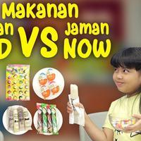 Jaman Now VS Jaman Old (Foto: Kokiku TV)