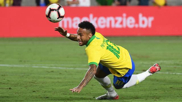 Peru Taklukkan Brasil 1-0