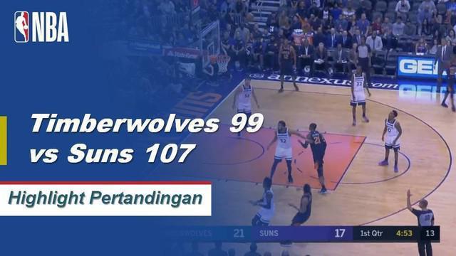 Devin Booker mencetak 28 poin, 7 rebound dan 7 assist dalam sekembalinya Suns mengalahkan Timberwolves Info lebih banyak