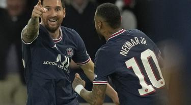 Lionel Messi - Paris Saint-Germain - Liga Champions