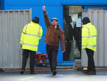 2 Minggu Dikarantina, 83 Warga Inggris Tinggalkan Rumah Sakit