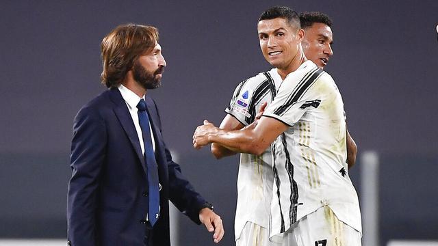 Juventus Hajar Sampdoria, Andrea Pirlo Debut Sempurna di Serie A
