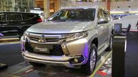 Mitsubishi Pajero Sport lokal mulai dipasarkan di Tanah Air.