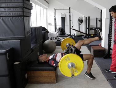 Atlet Lari Gawang 400 meter, Halomoan