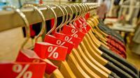 Belanja Baju Diskon / Sumber: iStockphoto