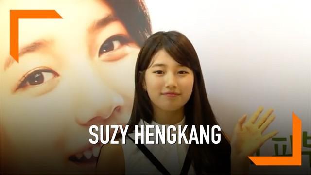 Kabar mengejutkan datang dari aktris dan penyanyi asal Korea Selatan. Ia meninggalkan agensi yang menaunginya selama 9 tahun, JYP Entertainment.Suzy tidak memperbarui kontraknya.