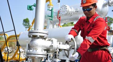 Dukung Industri Domestik, Pertamina Tandatangani Penjualan Gas Bumi Sebesar 318 BBTUD