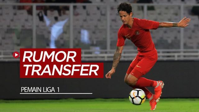 Berita video rumor-rumor transfer pemain Liga 1 yang hadir dalam sepekan ini.