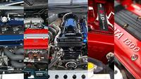 5 mesin yang sering dipakai untuk balapan