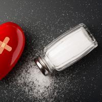 Penderita Hipertensi, Perlukah Konsumsi Garam Khusus? (Evan Lorne/Shutterstock)