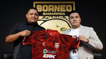 BRI Liga 1: Borneo FC Perkenalkan Daniel Zii