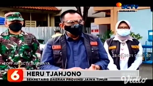Pemprov Jawa Timur berupaya memikirkan tempat dan ruangan khususnya untuk warga Jawa Timur, yang akan menjalani karantina Covid-19. Salah satunya yakni bangunan Asrama Haji Sukolilo, Surabaya, yang dijadikan tempat karantina untuk pasien Covid-19.
