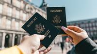 Ilustrasi paspor. (Pexels.com/Spencer Davis)
