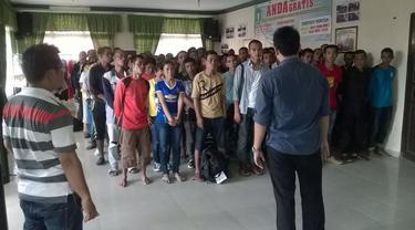 71 TKI di pulangkan dari Malaysia karena masuki secara ilegal
