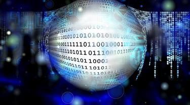 Ilustrasi Keamanan Siber, Enkripsi. Kredit: Pixabay/geralt-9301