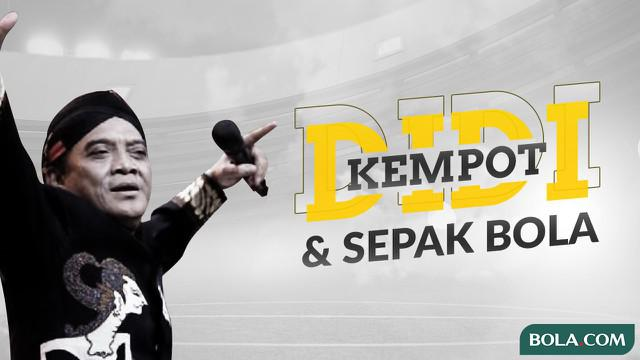 Berita Video Didi Kempot, magnet besar Rakyat Indonesia selain sepak bola