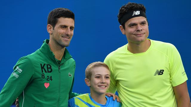 Hormati Kobe Bryant Novak Djokovic Tembus Semifinal Australia Terbuka 2020 Bola Liputan6 Com