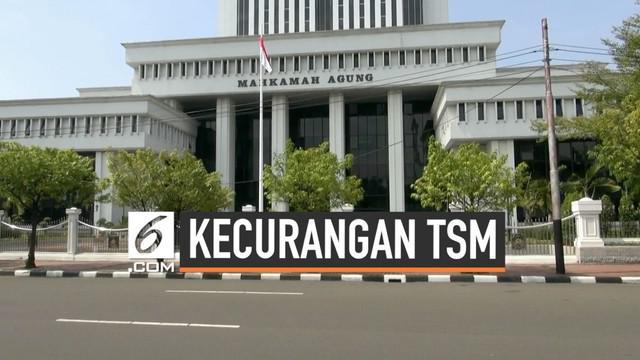 Mahkamah Agung menolak gugatan yang dilayangkan Badan Pemenangan Nasional (BPN) Prabowo-Sandiaga atas keputusan Badan Pengawas Pemilu (Bawaslu) RI terkait tuduhan adanya kecurangan dalam Pemilihan Presiden 2019.