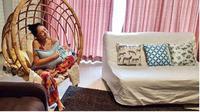 Apartemen Marshanda. (dok.Instagram @marshanda99/https://www.instagram.com/p/BdFfqJbnZOg/Henry