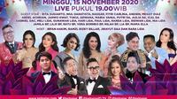 Semarak Indosiar Semarang, digelar Minggu (15/11/2020) pukul 19.00 WIB