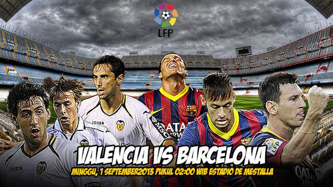 Asah Messi-Neymar Lagi atau Pedro?