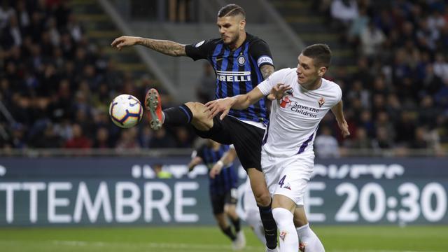 Serie A, Inter Milan, Fiorentina