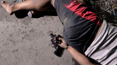 Perang narkoba Filipina renggut hampir 2.000 nyawa